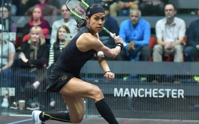 """FORMER SQUASH CHAMPION COLLABORATES WITH ACE PICTURES ENTERTAINMENT TO PRODUCE THE BIOPIC """"I AM NICOL DAVID"""""""